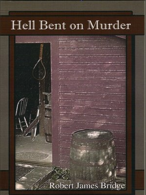 cover image of Hell Bent on Murder